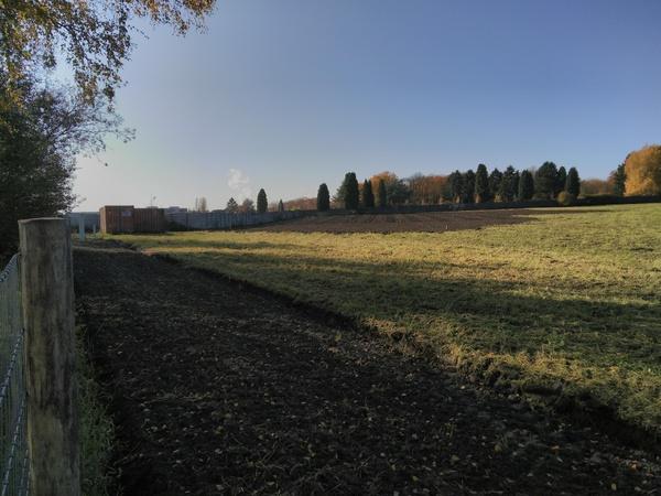 terrain CREaFARM rue du Plope