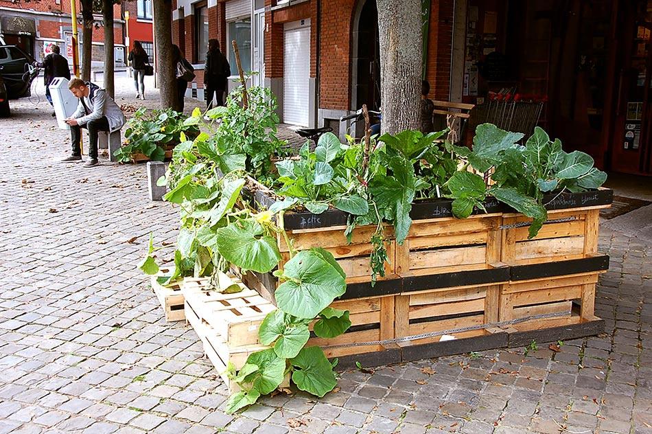 Réinventons Liège - alimentation locale